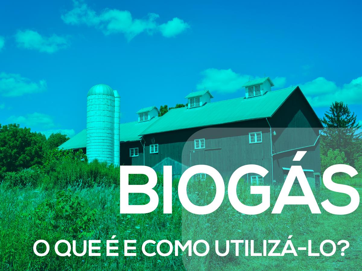 Biogás: o que é e como utilizá-lo em sua fazenda